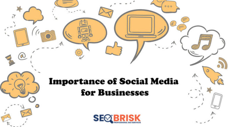 Importance of Social Media for Businesses